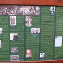 V Lošanech se také narodil a bydlel Josef Mašín
