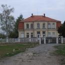 Kubistická Gočárova vila v Libodřicích