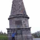 U památníku v Lipanech