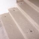 V každém schodě bývaly ukryty ostatky svatých - dnes už jsou důstojně pohřbeni