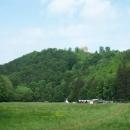 Vochtánka - oblíbené výletní místo pod hradem Potštejn