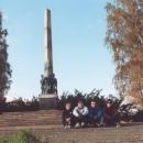Mnich - památník připomínající 2. sv. válku z jsme nemohli minout bez povšimnutí