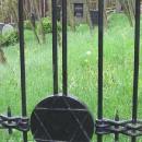 Nahlédnutí na židovský hřbitov