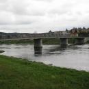 V Kamýku přejíždíme Vltavu