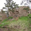 Na hradě Vrškamýk