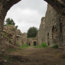 Uvnitř hradu Vrškamýk