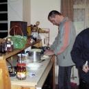 Výroba tvarohových knedlíků v pánském podání
