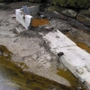 Beton není všelék, když se špatně postaví, padá