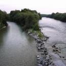 Tak u které řeky bude nocleh?