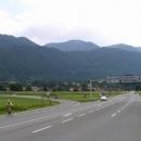 Do Slovinska je to přes kopec, já si ale zajedu ještě na skok do Itálie