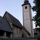 Kostelík u Bohinjského jezera