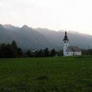 V údolí Savy Bohinjky