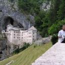 Predjamsky grad - nejfotografovanější hrad Slovinska