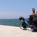 V plné polní na Istrii