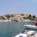 Vrsar - jedno z mnoha pobřežních měst na Istrii