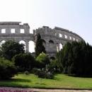 Pula - římský amfiteátr