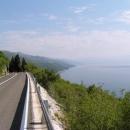Podél pobřeží až do Rijeky
