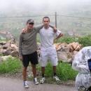 Stal jsem se Bělokrajncem - kamarádi Peter a oslavenec Jan