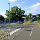 Zavěšená cyklostezka pod pražským okruhem byla konečně zprovozněna