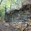 K vrcholku přírodní památky Číčovický kamýk nás láká ikonka zříceniny. V křovinách jsou ukryty zbytky větrného mlýna nebo zvonice.