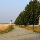 Ke klášteru vedla poutní cesta od Prahy
