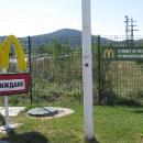 Bulharský McDonald