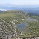 """Oblast se jmenuje """"Sedemte rilski jezera"""", ale sedm jich nejde vyfotit. Tady je prvních pět"""