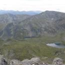 Pohled do doliny Urdiných jezer - dech se tají, slova docházejí