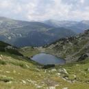 Jedno z jezer