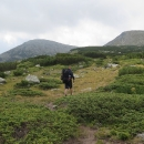 Výstup na 2683 m vysoký Vodní vrch