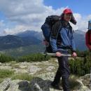 A v cestě zájezd CK Alpina. Požádali jsme jednoho pána o  fotku.