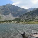Jezero u chaty