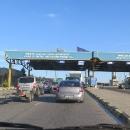 Po novém mostě přejíždíme Dunaj u Ruse