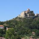 Nějaký hrad cestou - stálo by to tady ještě za návštěvu...
