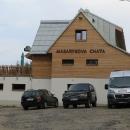 Poslední nocleh jsme si naplánovali na Masarykově chatě v Beskydech. Byli jsme tady v zimě s dětmi a chata probíhala rekonstrukcí. Chtěli jsme se sem ještě jednou podívat.
