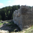 Hradní palác na Rokštejně