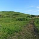 Paclele Mare, největší oblast bahenních sopek