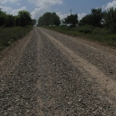 """Hned za hranicí zase zakoušíme moldavské tzv. """"silnice"""""""