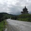 Na Prislopu stojí malý monastýr