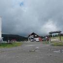 Na Prislopu jsou dvě turistické chaty