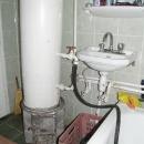 Vybavení domácnosti je moderní, záchod v domě a sprcha s bojlerem :-)