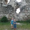 Naše děti jako Jeníček a Mařenka