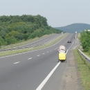 Na čtyřproudovce směrem do Užhorodu se cítíme bezpečněji