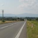Za kopečkem nás vítá Slovensko a Vihorlat.