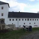 Zámek-hrad Kolštejn v Branné