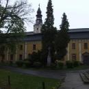 Bývalá piaristická kolej s kostelem Navštívení Panny Marie