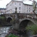 Starý most v polském Ladek-Zdroji