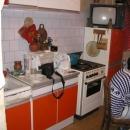 Kuchyň u Nataši