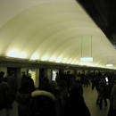 Několik fotek z petrohradského metra