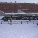 Prohlídka válečného muzea